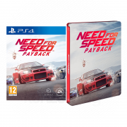 Need for Speed Payback Steelbook Edition PS4