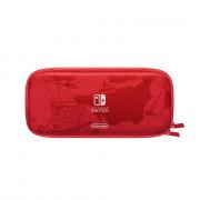 Nintendo Switch Hordozótáska és képernyővédő fólia (Super Mario Odyssey) Switch