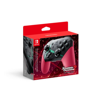 Nintendo Switch Pro Kontroller Xenoblade Chronicles 2 Edition Switch
