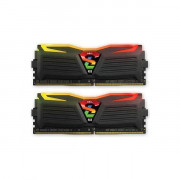 GeIL DDR4 2400MHz 16GB Super Luce RGB LED CL16 KIT (2x8GB) (GLC416GB2400C16DC) PC