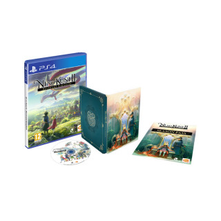 Ni No Kuni II Revenant Kingdom Prince's Edition PS4