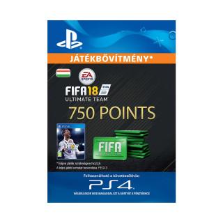 750 FIFA 18 Points Pack - ESD HUN (Letölthető) PS4