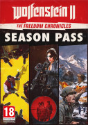 Wolfenstein II: The New Colossus - The Freedom Chronicles  Season Pass (PC) Letölthető PC
