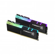 G.Skill DDR4 2400MHz 32GB Trident Z RGB CL15 KIT (2x16GB) (F4-2400C15D-32GTZR) PC
