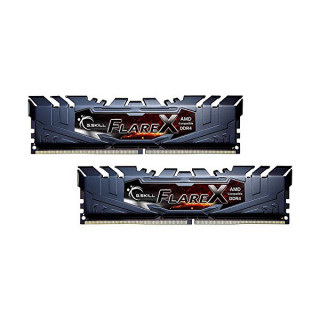 G.Skill DDR4 2400MHz 32GB Flare X CL15 KIT (2x16GB) (F4-2400C15D-32GFX) PC