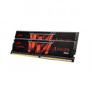 G.Skill DDR4 2133MHz 16GB Aegis CL15 KIT (2x8GB) (F4-2133C15D-16GIS) PC