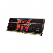 G.Skill DDR4 2400MHz 8GB Aegis CL15 KIT (2x4GB) (F4-2400C15D-8GIS) PC