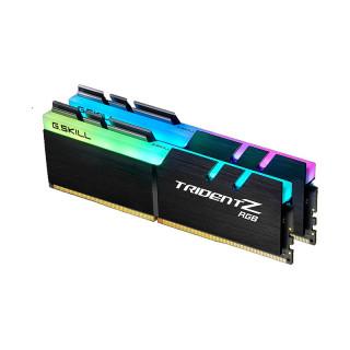G.Skill DDR4 3200Mhz 16GB Trident Z RGB CL16 KIT (2x8GB) (F4-3200C16D-16GTZR) PC