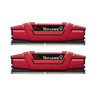 G.Skill DDR4 3000MHz 16GB RipJaws V CL15 KIT (2x8GB)  (F4-3000C15D-16GVRB) PC