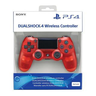 PlayStation 4 (PS4) Dualshock 4 Kontroller (Red Crystal)