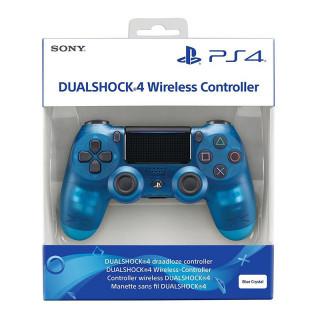 PlayStation 4 (PS4) Dualshock 4 Kontroller (Blue Crystal) PS4