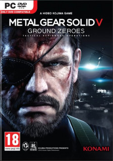 Metal Gear Solid V: Ground Zeroes (PC) Letölthető PC