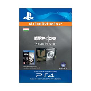 Rainbow Six Siege 1200 Credits Pack - ESD HUN (Letölthető) PS4