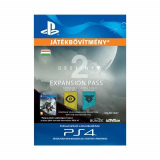 Destiny 2 Expansion Pass - ESD HUN (Letölthető) PS4
