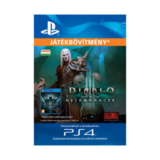Diablo III: Rise of the Necromancer - ESD HUN (Letölthető) PS4