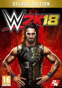 WWE 2K18 Digital Deluxe Edition (PC) Letölthető PC
