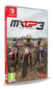MXGP 3 (The Official Motocross Videogame) Switch