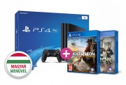 PlayStation 4 Pro (PS4) 1TB + Wildlands + For Honor PS4