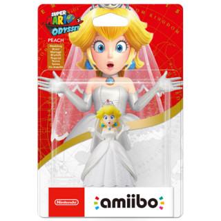 amiibo Super Mario - Wedding Peach AJÁNDÉKTÁRGY