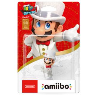 amiibo Super Mario - Wedding Mario AJÁNDÉKTÁRGY