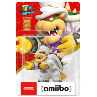 amiibo Super Mario - Wedding Bowser AJÁNDÉKTÁRGY