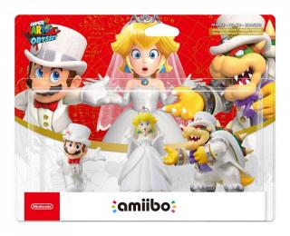amiibo Super Mario - 3 set AJÁNDÉKTÁRGY
