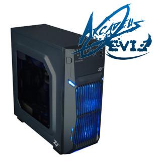 Konzolvilág ArcadeUs Evil Gamer PC