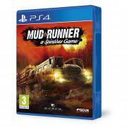 Spintires: Mudrunner PS4