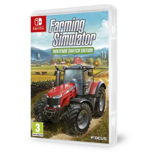 Farming Simulator Nintendo Switch