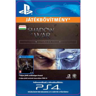 ESD HUN - Middle-earth™: Shadow of War™ Expansion Pass (Letölthető) PS4