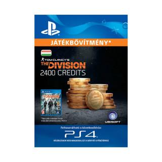 ESD HUN - Tom Clancy's Ghost Recon® Wildlands - 2400 Credits (Letölthető) PS4