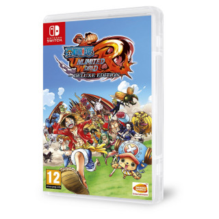One Piece: Unlimited World Deluxe Edition Nintendo Switch