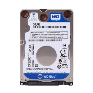 Western Digital Blue 500GB 2,5