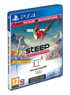 Steep Winter Games Edition PS4