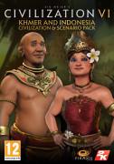 Sid Meier's Civilization VI - Khmer and Indonesia Civilization & Scenario Pack (PC) Letölthető PC