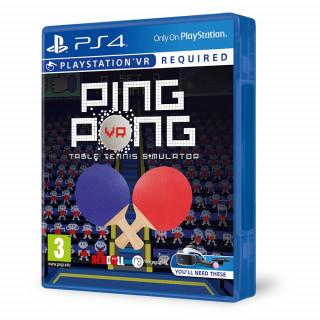 VR Ping Pong PS4