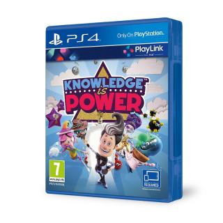 Knowledge Is Power (Magyar szinkronnal) (használt) PS4
