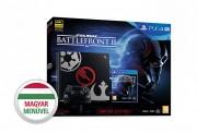 PlayStation 4 Pro 1TB + Star Wars Battlefront II (Limitált kiadás) PS4