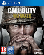 Call of Duty WWII (használt) PS4