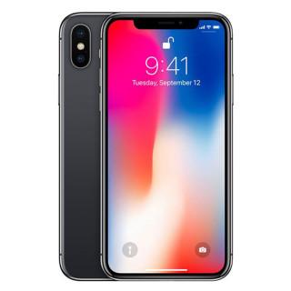 Apple iPhone X 64GB Space-Gray (Gyári felújított)