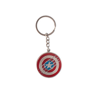 Marvel CW Captain America Shield kulcstartó