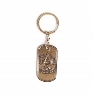 Assassin's Creed Origins Logo Hieroglyphics kulcstartó