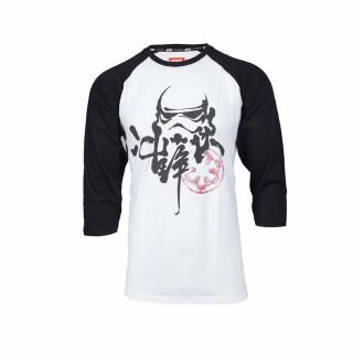 Star Wars Chinese Ink póló (L-es méret) AJÁNDÉKTÁRGY