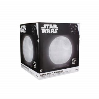 Star Wars Death Star Mood Light DV - Lámpa AJÁNDÉKTÁRGY