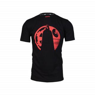 Star Wars Vader Red Puff póló (L-es méret) AJÁNDÉKTÁRGY