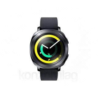 Samsung SM-R600N Gear Sport Black Mobil