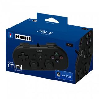 PS4 HoriPad Mini Vezetékes Kontroller (Fekete)