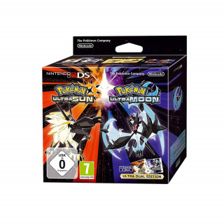 Pokémon Ultra Dual Edition (Ultra Sun + Ultra Moon) 3DS