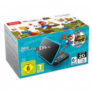 New Nintendo 2DS XL + Super Mario 3D Land (DLC) 3 DS
