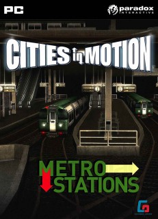 Cities in Motion Metro Stations (PC) Letölthető PC